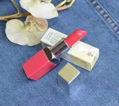 Urban Fashionista: Clinique Pop Lip Colour+Primer, #19 Party Pop