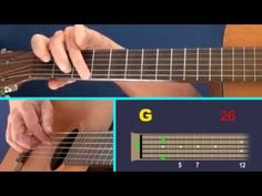 Ave Maria Fingerstyle Guitar Lesson with Virtual Fretboard
