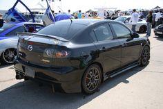 Modified Mazda 3 - Importfest 2008 - 1                                                                                                                                                                                 More