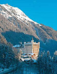 10 Best Ski Resorts to Visit This Winter | Architectural Digest