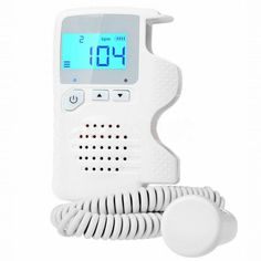 Baby Monitor LCD Backlight, Listen to and Record your Unborn Baby Sounds and Movement