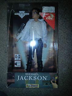 Michael Jackson Doll Vintage - http://www.michael-jackson-memorabilia.co.uk/?p=7283