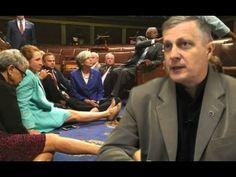 Эпидемия слабоумия в конгрессе США. Рассказывает Валерий Пякин.