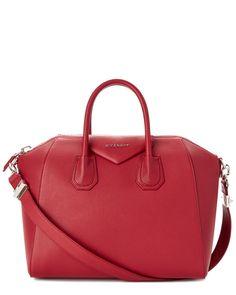 Givenchy Antigona Medium Sugar Leather Satchel is on Rue. Shop it now.
