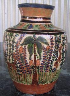 Brena Pottery Brena Oaxaca Mexican Pottery Vintage