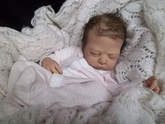 Reborn Baby Girl Leah by Sandra White Now Baby Florence | eBay