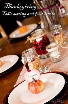 thanksgiving-table-settings by imtopsyturvy.com, via Flickr