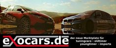 awesome Exocars.de: Der neue Online-Fahrzeugmarkt für Exoten!