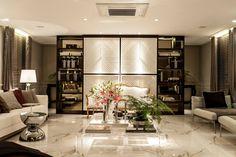 sala de estar - living room by S.C.A. - sala elegante e moderna