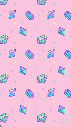 Beautiful Whatsapp Background Du from each other. Tumblr Wallpaper, Unicornios Wallpaper, Diamond Wallpaper, Cute Wallpaper For Phone, Cute Patterns Wallpaper, Kawaii Wallpaper, Pastel Wallpaper, Cute Wallpaper Backgrounds, Pretty Wallpapers