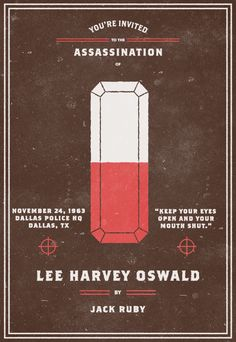 Evan Stremke : Invitation to Assassination // Lee Harvey Oswald