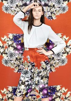 The Blame Spring 2013 Collection is Sophisticated and Youthful #fashion trendhunter.com