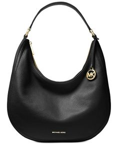 094c119bff5f8a Michael Kors Lydia Large Hobo & Reviews - Handbags & Accessories - Macy's