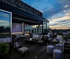 Inspiring Restaurant Patios | DesignRulz