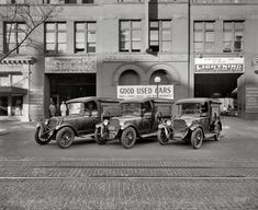 "Washington, D.C., circa 1927. ""Cross trucks, Semmes Motor Co."""