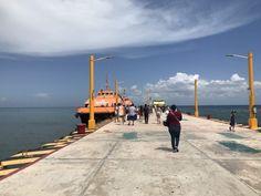 Tegenover Playa del Carmen ligt het eiland Cozumel, dat wereldberoemd is als snorkelbestemming en om te scubaduiken. Het eiland is vooral om die reden de moeite van een bezoek waard. Hoewel Cozumel over een eigen luchthaven beschikt, reizen veel toeristen met de veerboot. Vanuit Playa del Carmen zijn uitstekende verbindingen met Cozumel en de oversteek kan in ongeveer 45 minuten worden gemaakt. Cozumel, Playa Del Carmen