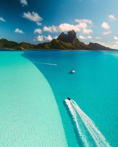 Bora Bora is an absolute dream naturenumb for more!Tag someone that should see this! Photography by karl_shakur Pierre Lesage michutravel - travelpronto for amazing travel destinations Vacation Places, Vacation Destinations, Dream Vacations, Vacation Spots, Places To Travel, Places To See, Jamaica Vacation, Romantic Vacations, Italy Vacation