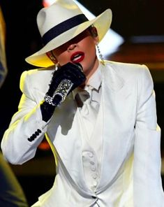 See related links to what you are looking for. Jennifer Lopez, Jennifer Hudson, J Lo Fashion, Mad Hatter Hats, Women Ties, Love Hat, Music People, Cardi B, Kim Kardashian