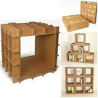 Cardboard Model, Cardboard Crafts, Diy Cardboard Furniture, Diy Furniture, Cubes, Paper Mache Diy, How To Make Box, Sewing Box, Packaging