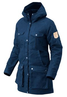 Fjallraven Greenland Winter Parka W Winter Parka Women, Winter Jackets Women, Coats For Women, Winter Coats, Winter Clothes, Womens Parka, Textiles, Sustainable Clothing, Coats
