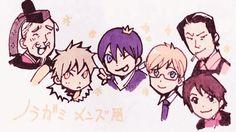 Noragami Boys!