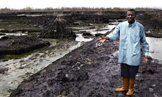 In Nigeria Shell is wrecking the livelihoods of up to 15,000 villagers ...