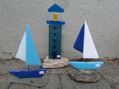 Huse og skibe