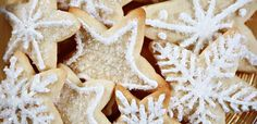 Keep the holiday favorite on your dessert plate this season with these chef-recommended egg substitutes for tasty eggless sugar cookies — and how to use them. Vegan Sugar Cookie Recipe, Eggless Sugar Cookies, Homemade Sugar Cookies, Almond Butter Cookies, Cookie Recipes, Dessert Recipes, Desserts, Drop Cookies, Cut Out Cookies