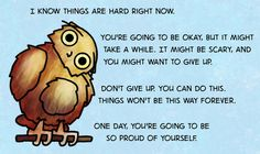 Please, please remember this. Always. #Recovery