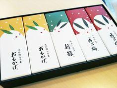 Packaging Design: toraya ようかん  japanese #packaging