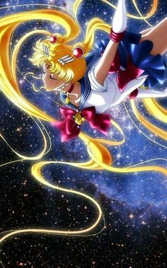 Sailor Moon- Sailor Moon Crystal