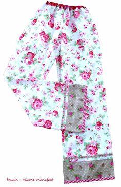 Smila´s World   Blog: Pyjama-Hose für mich