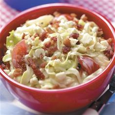 Taste of Home How to Make Creamy Coleslaw Recipes - Creamy, tangy-sweet coleslaw is the perfect partner to any barbecue or meaty sandwich. Our test kitchen teaches you the simplest way to make your own coleslaw.