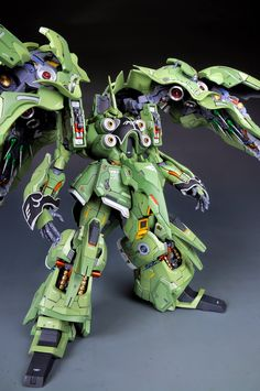 "Custom Build: Neo Grade 1/100 NZ-666 Kshatriya ""Detailed"" - Gundam Kits Collection News and Reviews"