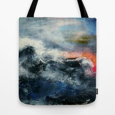 Buy Red Skies by James Peart  as a high quality Tote Bag. Worldwide shipping available at Society6.com. Just one of millions of products available.