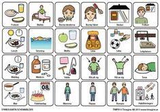 Här hittar ni bildstöd i form av situationskartor med bilder. Learn Swedish, Swedish Language, Adhd And Autism, Kids Learning Activities, Aspergers, Kids Corner, Early Childhood Education, Pictogram, Special Education