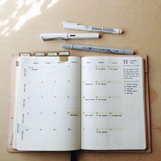 Penpapersoul Bullet Journal: It feels like only yesterday I posted my October spread and now I'm sharing the November spread. Nothing fancy or inspiring for this setup because my creative juice was drank up by other tasks.