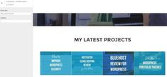 How to Create a Portfolio Site on WordPress (In 8 Steps) Creating A Portfolio, Portfolio Site, Wordpress, Create