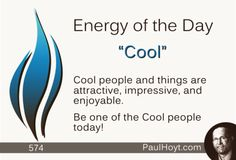 I love Cool music, Cool cars, Cool technology, and Cool friends - how about you?