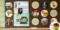 A Project by NancyDamiano from our Scrapbooking Gallery originally submitted 08/29/11 at 10:20 AM