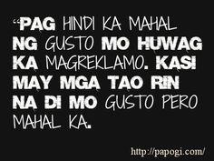 Mga Patama Quotes - Tagalog Banat Quotes | Tagalog Quotes