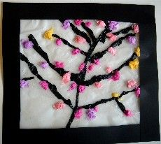Arts Visuels : Le Sakura : cerisier japonnais桜