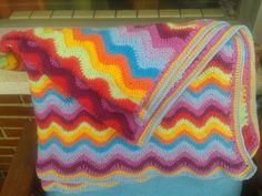 Manta para el sofá de Emma Manta Crochet, Blankets, Bed Covers, Crocheting, Dressmaking, Blanket, Cover, Comforters