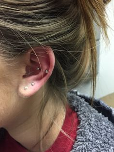 Finally got my snug piercing