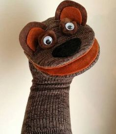 sock puppets bears - Google Search