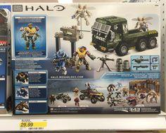 Halo Mega Bloks Covenant Drone Outbreak Set.