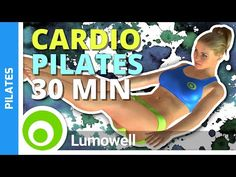 30 Minute Cardio Pilates Workout To Get A Flat Belly 30 Minute Ca. 30 Minute Cardio Pilates Workout To Get A Flat Belly 30 Minute Cardio Pilates Workou Youtube Cardio, Pilates Workout Youtube, Cardio Pilates, Pilates Training, Tracy Anderson Workout, Fitness Herausforderungen, 30 Minute Cardio, Pilates For Beginners, 30 Day Workout Challenge