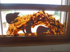Window decoration beaver - Home Page Beaver Homes, Beaver Dam, Forest School, Art Education, Kids Playing, Crafts For Kids, Windows, School Craft, Children Play