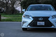 The Lexus ES made its debut in 1989 as the ES 250 which was based on the Toyota Camry. Lexus then created the ES. Lexus Es, Luxury Packaging, Backup Camera, Toyota Camry, Fuel Economy, Driving Test, Dream Cars, Blog, Berry