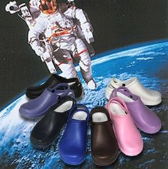 These Nursing Marshmallow Clogs are lightweight, comfortable and available in a rainbow of colors. The medical world runs on nurses' feet! Slip on these clogs & give your feet the support they need with shoes designed to handle your busy workday. #scrubs.com